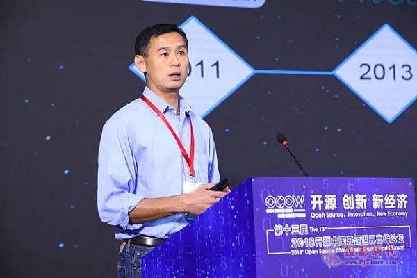 VMware中国研发中心总经理 任道远