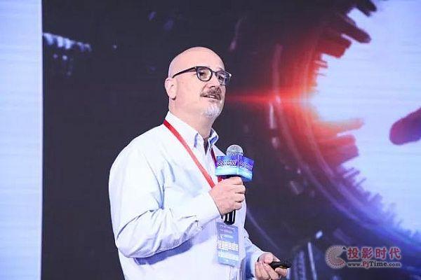 FreeBSD 基金会主席 George V. Neville-Neil