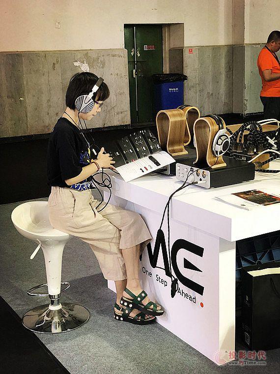 中音公司高端音频品牌亮相2018北京音乐生活展