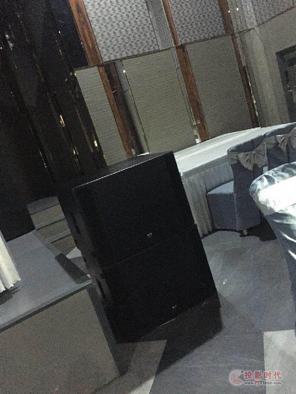 SE Audiotechnik助力西贝打造7星剧院式宴会城