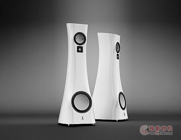 双曲线设计:Estelon首款经典 XA喇叭