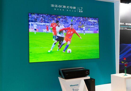 海信激光电视受国家重点研发计划支持