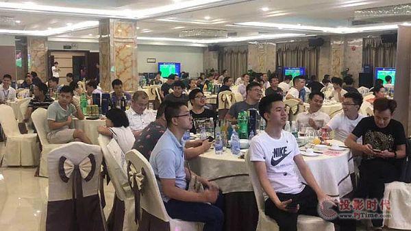视易K米魔云8娱乐旋风席卷华南