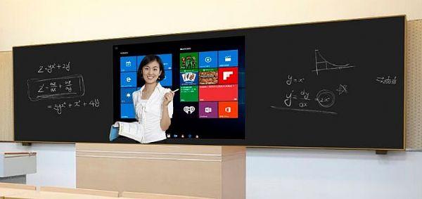 激光投影和交互平板谁才是教学显示设备一哥