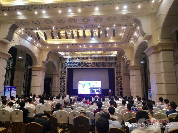 CHARTU长图科技全国巡展--广州站