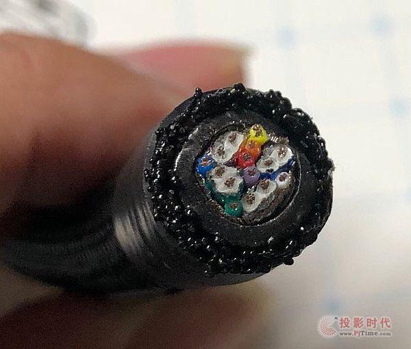 长青改版:DC Cable PS-800/PS-800A电源线