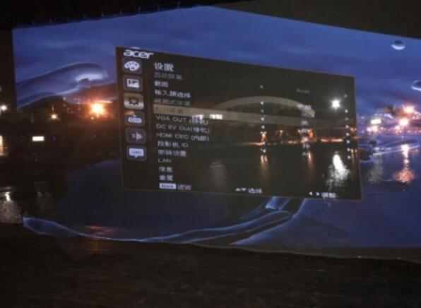 宏碁LV-X20打造视觉盛宴,二次元明星点亮水上乐园