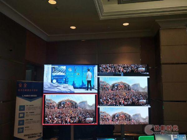LANBO将亮相2018第十届山西安防展