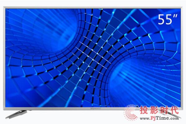 创维55V6液晶电视