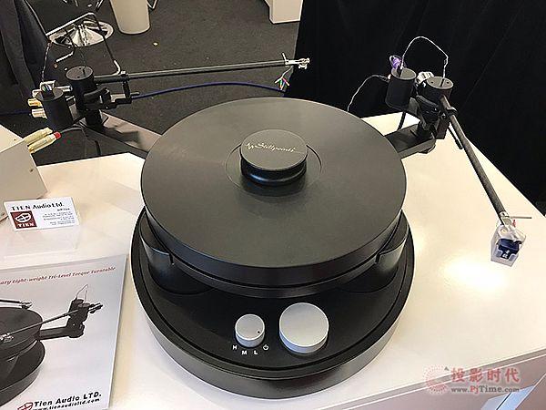 可调整扭力:Tien Audio TT5黑胶唱盘