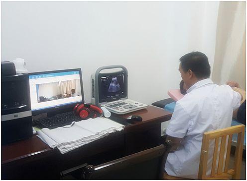 好视通远程诊疗系统平台助力诊疗演练