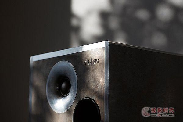10瓦就能推:Stenheim Alumine Two书架音箱