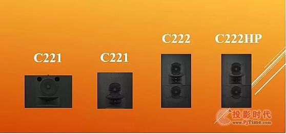 影院神器 JBL CPi2000&200系列影院扬声器