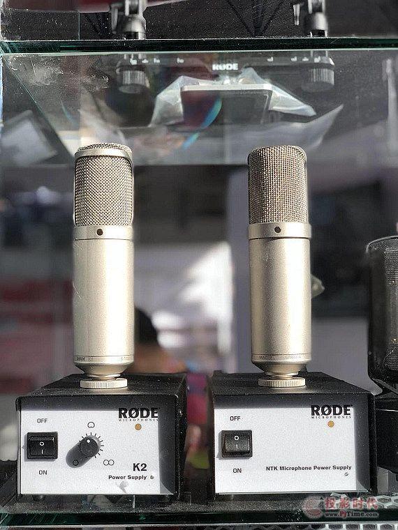 2018BIRTV 中音携手RODE参展