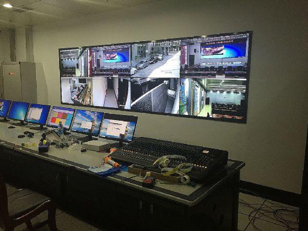 创凯CK-MC系列矩阵服务某市人防局项目
