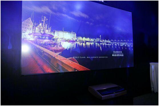 掌握核心技术的4K激光电视,坚果秋季发布会最大的亮度或许在这里