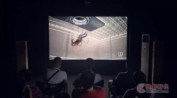 电影这样看 - 安恒利全景声点播微影院体验中心