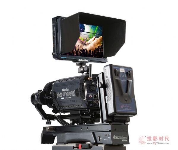 Datavideo NH系列夜鹰摄像机精彩亮点