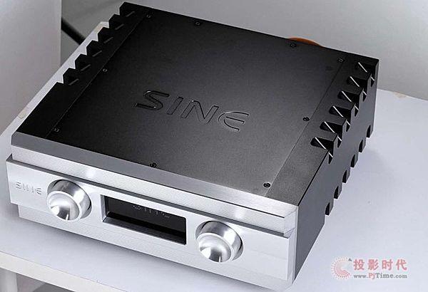 电而忧 则功放:SINE正弦 KS-1H 合并式放大器