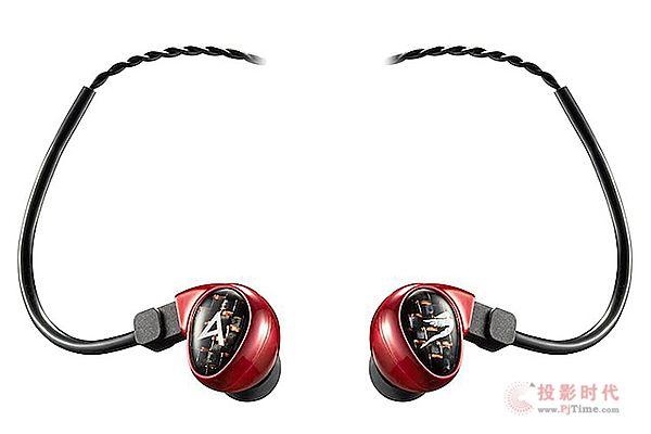 Astell&Kern Billie Jean入耳式鉴听耳机
