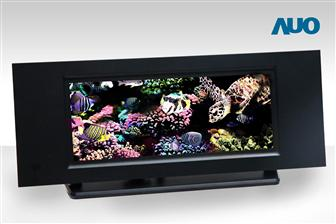 友达12.1英寸全彩色TFT驱动micro LED显示屏