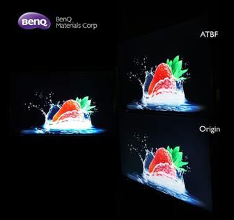 明基材料8K显示器光学薄膜产品