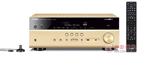 雅马哈7.2声道 次世代功放RX-V685