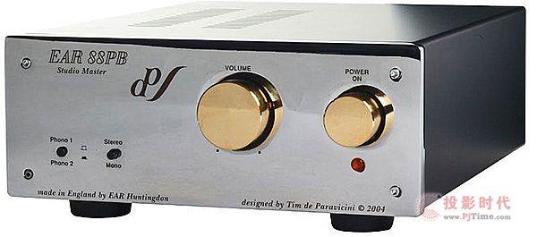 双唱头输入优质之选:EAR 88PB唱头放大器