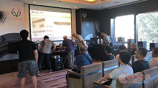 2018 BAE北京音响展 中音公司首日展况