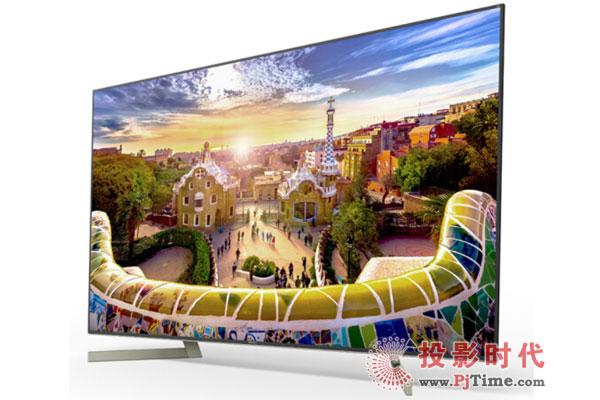 索尼KD-55X9000F液晶电视