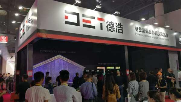 DET激光投影闪耀成都国际音乐展