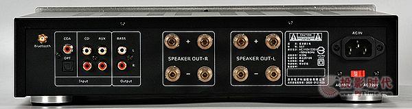 蓝牙播放好方便:JS SA1合并扩大机
