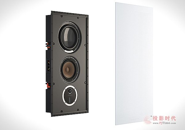 向旗舰看齐:Dali Phantom S-180嵌入式音箱