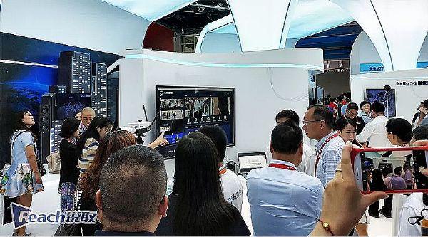 锐取携手电信打造新时代下的智能无线视界