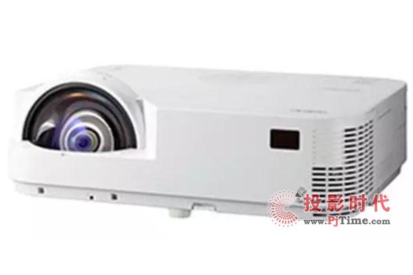 NEC M303HS+短焦高清投影机