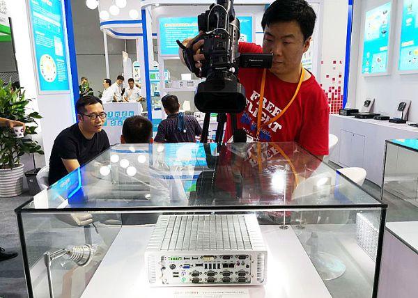华北工控工博会大放异彩 行业媒体竟相关注