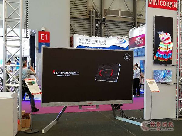 2018上海国际LED展圆满收官 巴科LED显示屏惊艳全场