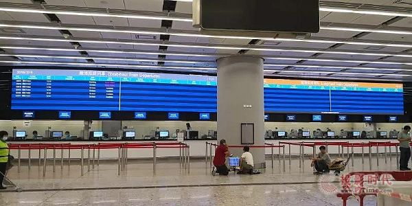 国星光电核心器件倾心打造香港高铁第一道风景