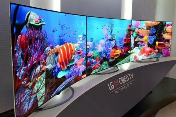 OLED电视面板价格下半年或有2-3%幅度上涨