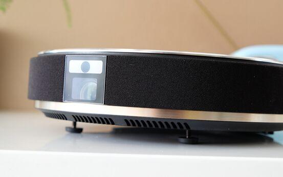 更亮更好听的1080P智能投影坚果E9新品图鉴