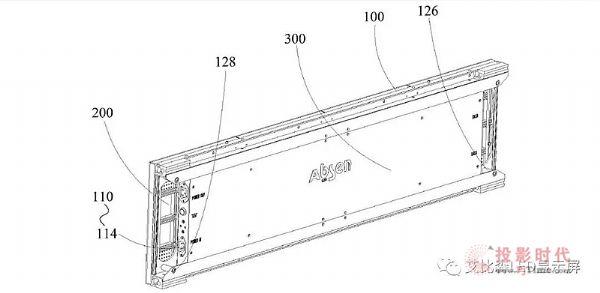 艾比森LED平板设计持续引领行业风潮