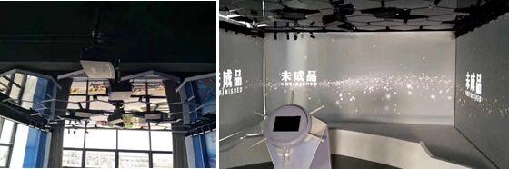 宏碁LV-WU01进驻青岛招商局展厅,助力呈现青岛发展盛况