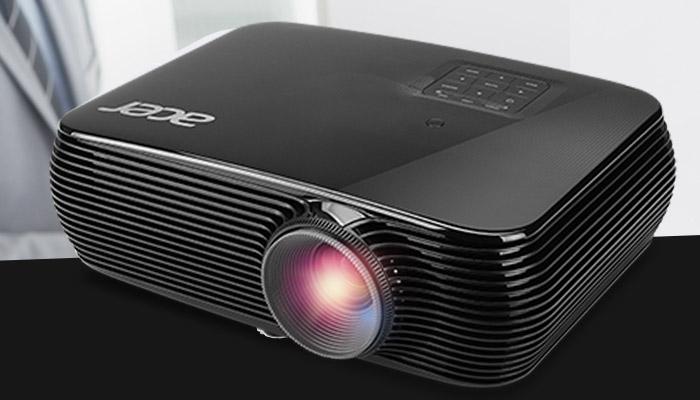 宏碁AX600高亮商务投影机评测试用