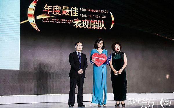 航纪无界 第十二届中国杯帆船赛·蓝色盛典 扬起中国帆