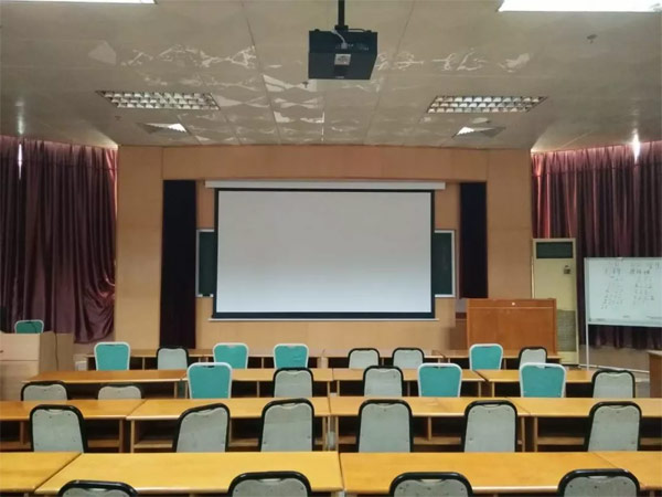 中山大学多媒体教室
