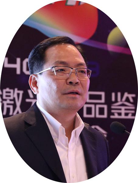 赢康董事长兼总经理陈洪辉