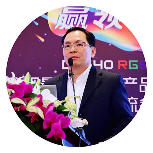 赢康董事长兼总经理陈洪辉先生