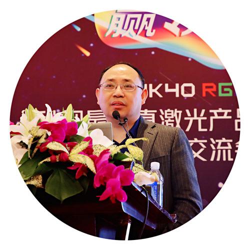 赢康副总经理杨英俊先生