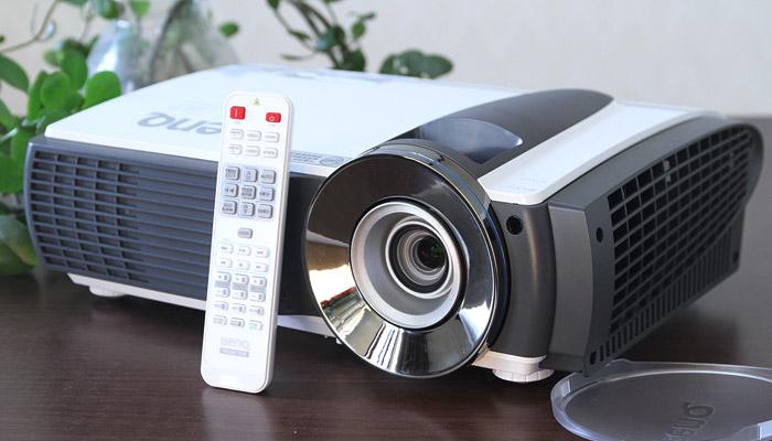 明基激光商务投影机LX700评测试用