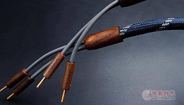师法自然:Montaudio CHATHAM SH-1 音箱线